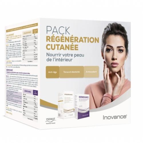 Pack regeneracion cutanea inovance