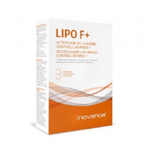 Lipo f + 90 caps Inovance + REGALO AFTER SUN 100ML