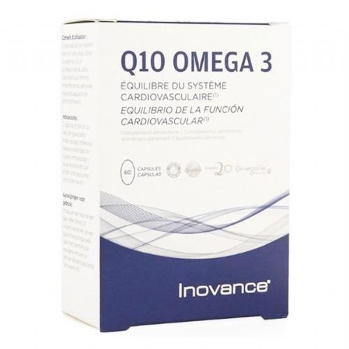 Q10 - omega 3 60capsulas inovance