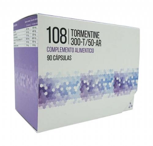 Tormentine 300t/50ar 90 capsulas