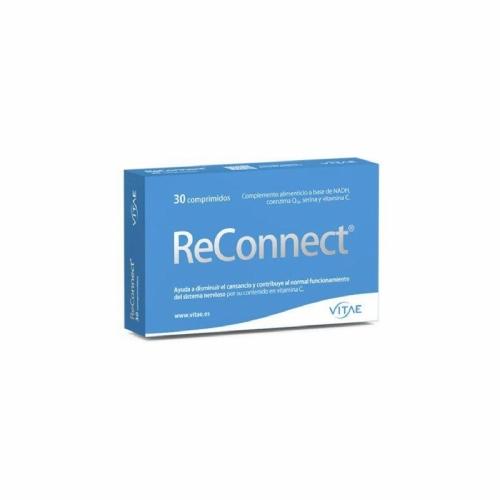 Reconnect (90 comprimidos) Vitae + REGALO OlioVita Balm de 10 ml