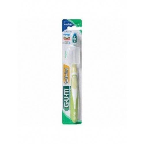 Cepillo dental adulto - gum 583 activital (medio)