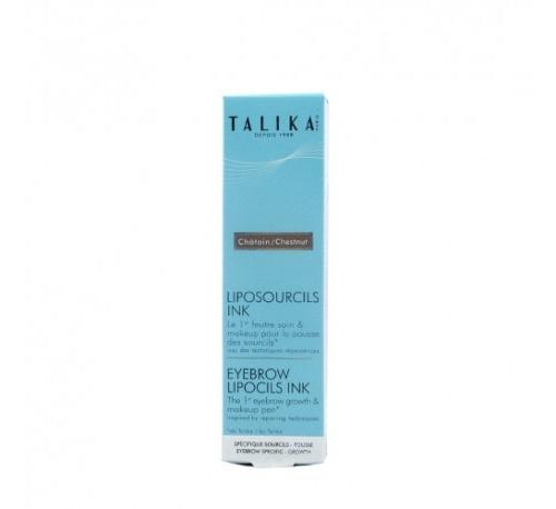 Eyebrow lipocils ink castaño (talika)