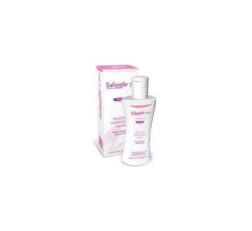 Saforelle cuidado intimo activo (1 envase 250 ml)