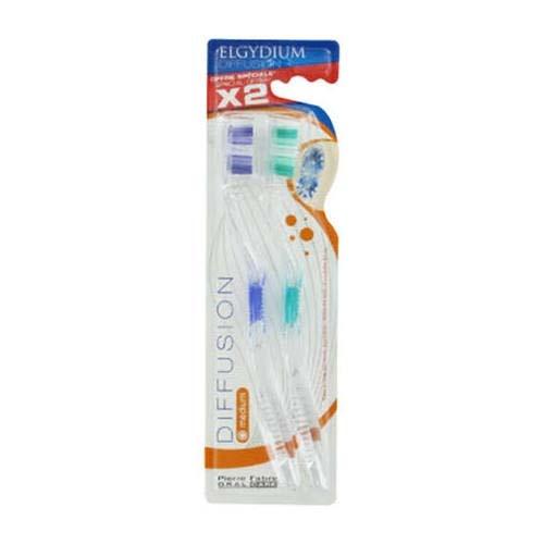Cepillo dental adulto - elgydium aft (medium)
