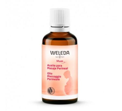 Weleda aceite de masaje perineal (1 envase 50 ml)