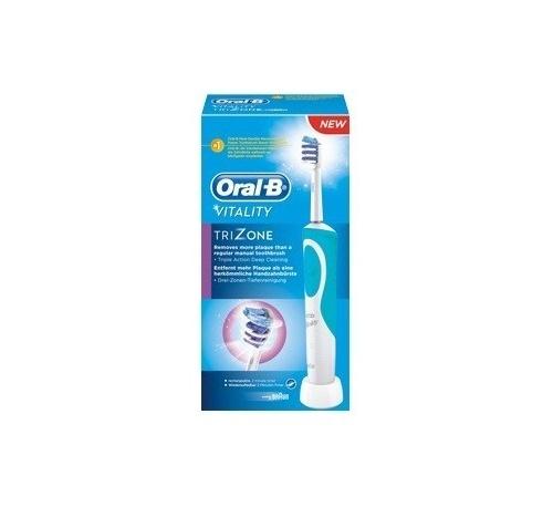 Cepillo dental electrico recargable - oral-b trizone vitality
