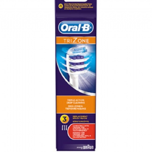 Cepillo dental electrico recambio - oral-b cross action eb50rb (6 cabezales)