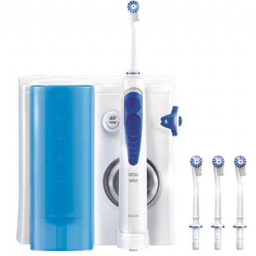 Oxyjet irrigador bucal electrico - oral b professional care center oxyjet