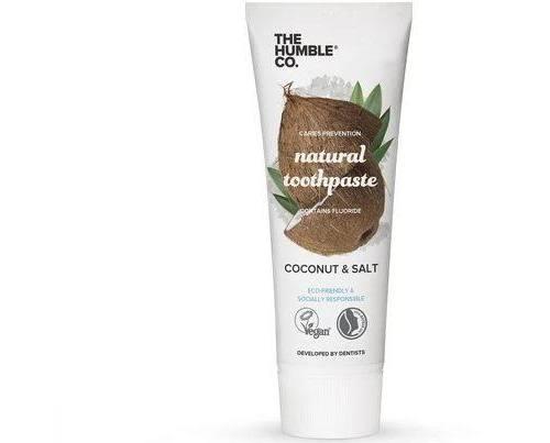 Pasta dental humble coco y sal 75 ml