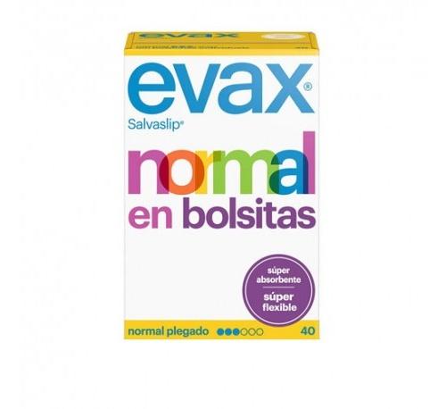 Evax salvaslip (normal 40 u)