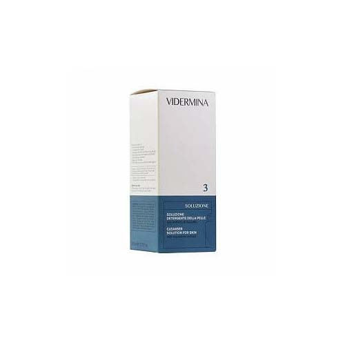 Vidermina-3 solucion detergente acidificante ph
