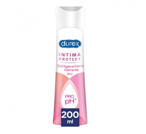Durex intima protect gel higiene intima calmante (200 ml)