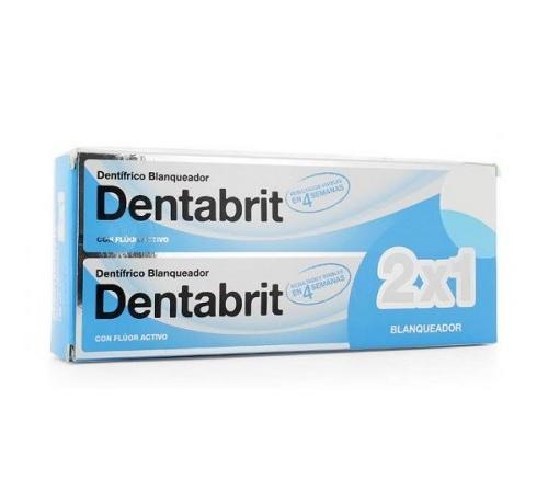 Dentabrit blanqueador (125 ml 2 u)