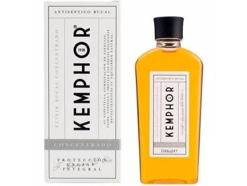 Kemphor elixir (1 envase 100 ml)
