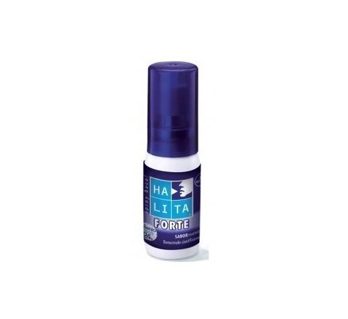Halita menta forte spray bucal (15 ml)