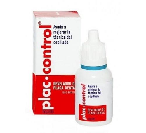 Plac control liquido - revelador placa dental (15 ml)