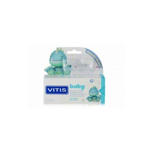 Vitis baby gel balsamo para encias (1 envase 30 ml)