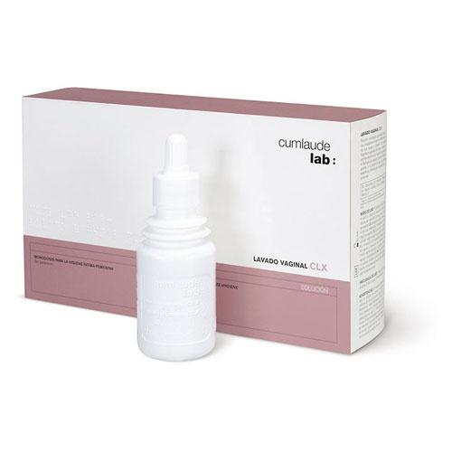 Cumlaude lab: lavado vaginal clx (140 ml 5 u)