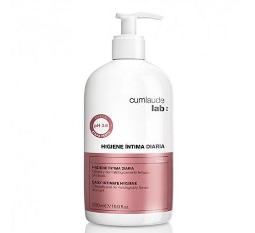 Cumlaude lab: gynelaude higiene intima diaria (gel 1 envase 500 ml)