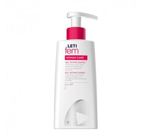 Letifem woman gel intimo (250 ml)