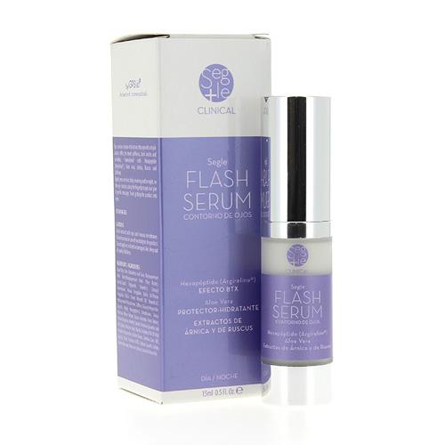 Segle clinical flash serum (15 ml) contorno ojos + REGALO 2 AMPOLLAS VITAL C