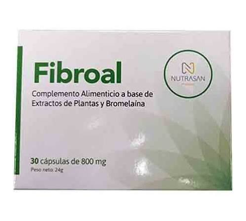Fibroal (30 capsulas)