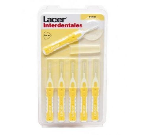 Cepillo interdental - lacer (fino)