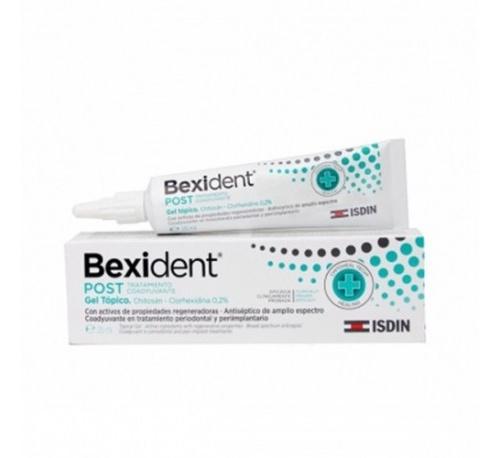 Bexident post tratamiento coadyuvante gel (25 ml)