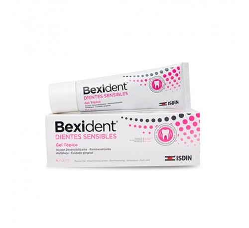 Bexident dientes sensibles gel topico (50 ml)