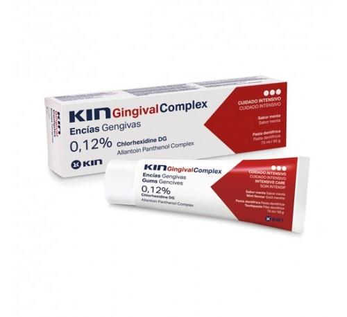 Kin gingival pasta dentifrica (1 envase 75 ml)