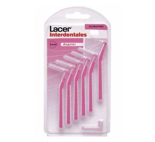 Cepillo interdental - lacer (ultrafino angular 6 unidades)