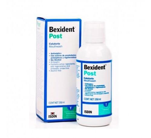 Bexident post tratamiento coadyuvante colutorio (250 ml)
