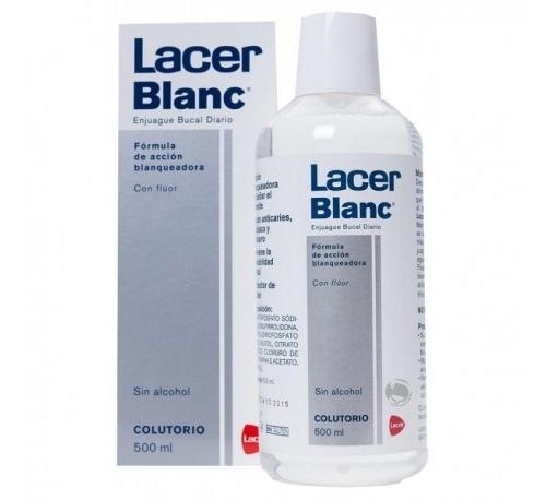 Lacerblanc colutorio (d-menta 500 ml)