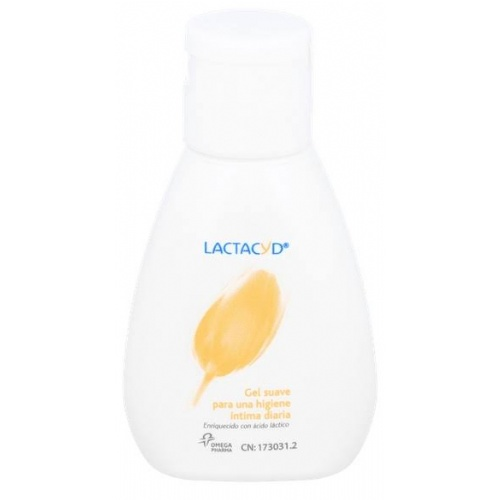Lactacyd intimo gel suave (50 ml)