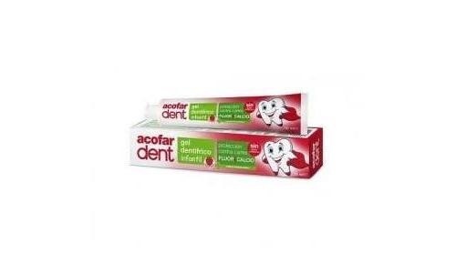 Acofardent gel dentifrico infantil (fresa 50 ml)