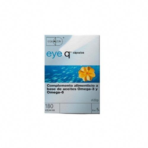 Eye-q (500 mg 180 capsulas) + REGALO OlioVita Balm de 10 ml