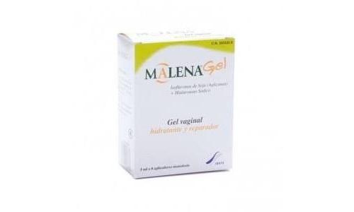 Malena gel vaginal monodosis (5 ml 8 aplicadores)