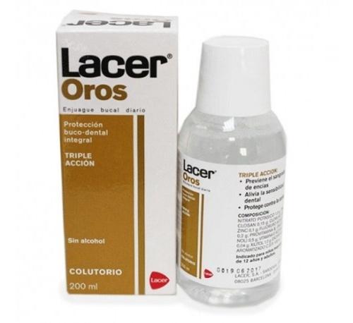 Lacer oros colutorio (1 frasco 200 ml)
