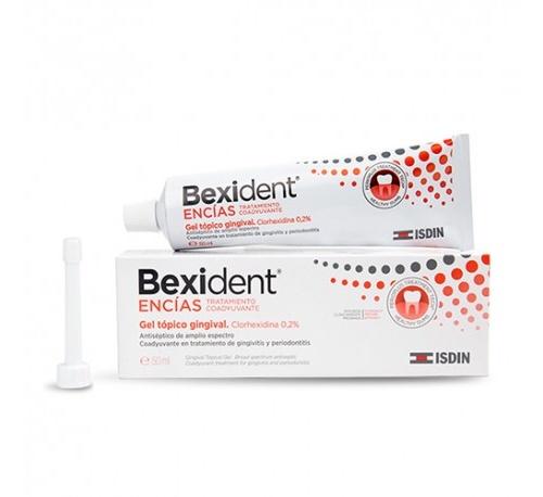 Bexident encias tratamiento coadyuvante gel gingival (50 ml)