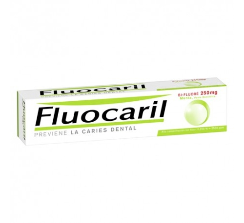 Fluocaril bi-fluore 250 dentifrico (1 envase 125 ml)