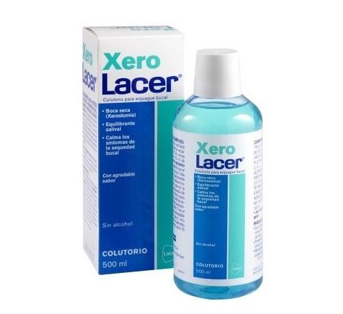 Xerolacer colutorio (500 ml)