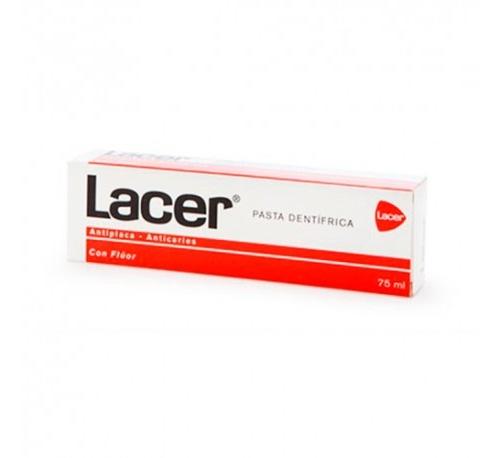 Lacer pasta dentifrica (1 envase 75 ml)