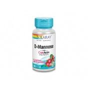 D-manose/cranatin 60 caps vegetales lab.solaray