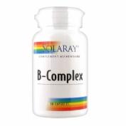 B complex 50 solaray 50 capsulas
