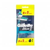 Gillette maquin desechables blue ii 5 plus
