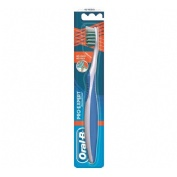 Cepillo dental adulto - oral-b cross action 40 (medio)
