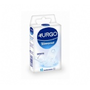 Urgo waterproof cl de benzalconio - aposito (surtido 10 tiras)