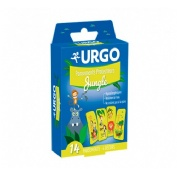 Urgo special kids jungle - aposito adhesivo (14 apositos)