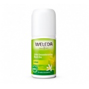 Weleda fresh 24 h desodorante citrus (roll on 50 ml)